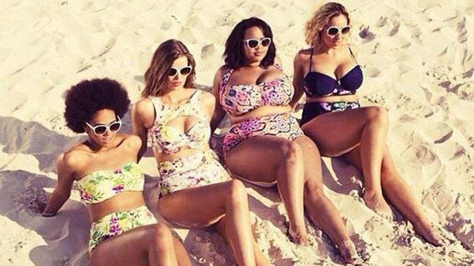 #Fatkini : La tendance des filles rondes qui s'assument sur les réseaux sociaux (Photos)