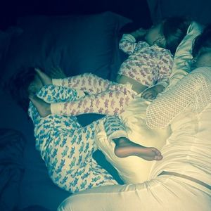 Dodo groupé pour Kourtney Kardashian et ses enfants