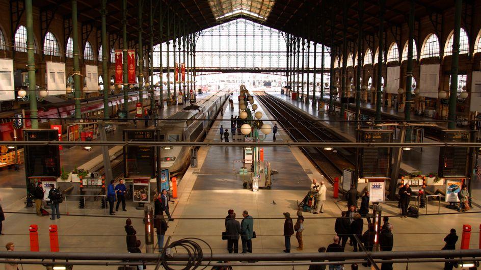SNCF : Elle accouche en plein milieu de la gare du Nord