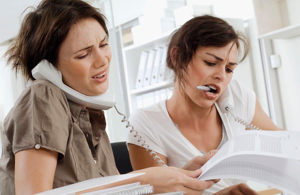 Stress au travail : Les femmes perdraient plus facilement confiance que les hommes