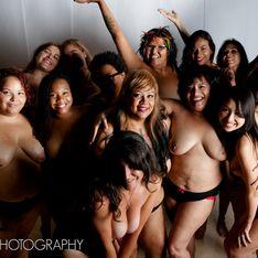 L'orgoglio di essere imperfetta. Guarda queste immagini di donne nude e felici, contro gli stereotipi della società