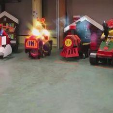 Des enfants malades customisent leurs fauteuils roulants pour une super partie de Mario Kart (Vidéo)