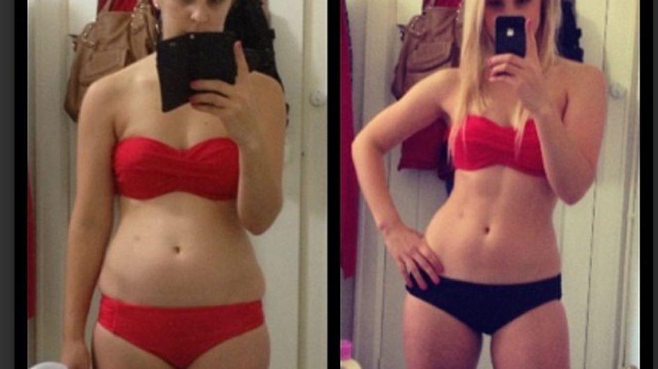 ¿Puede cambiar tu cuerpo en un minuto? Las fotos del antes y el después más engañosas de la red