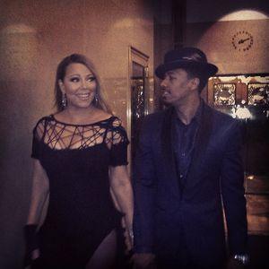 Mariah Carey et son mari