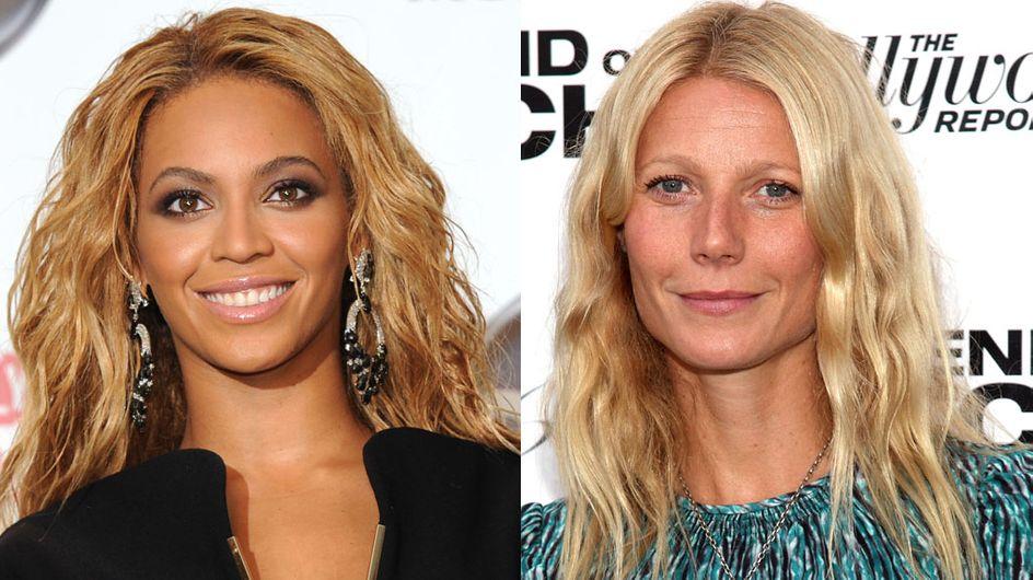 Gwyneth Paltrow pousse Beyoncé à divorcer