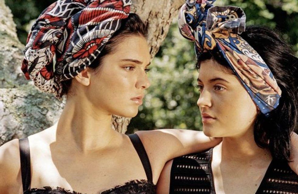 Kendall et Kylie Jenner : Un shooting au naturel pour Dujour Magazine
