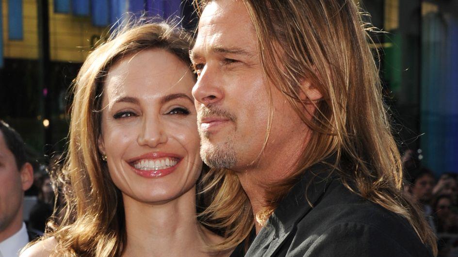 """Brad Pitt : """"Il reste avec elle pour les enfants"""""""