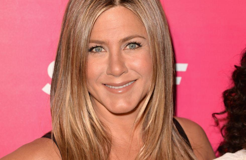 Jennifer Aniston est au régime
