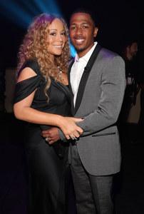 Mariah und Noch-Ehemann Nick Cannon