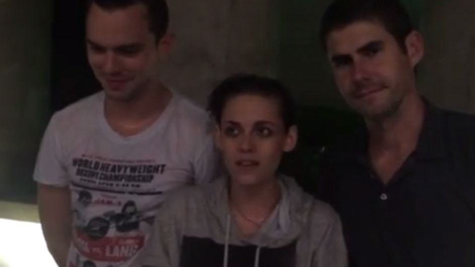Ice Bucket : Kristen Stewart relève le défi (Vidéo)