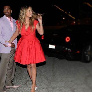 Mariah Carey y Nick Cannon