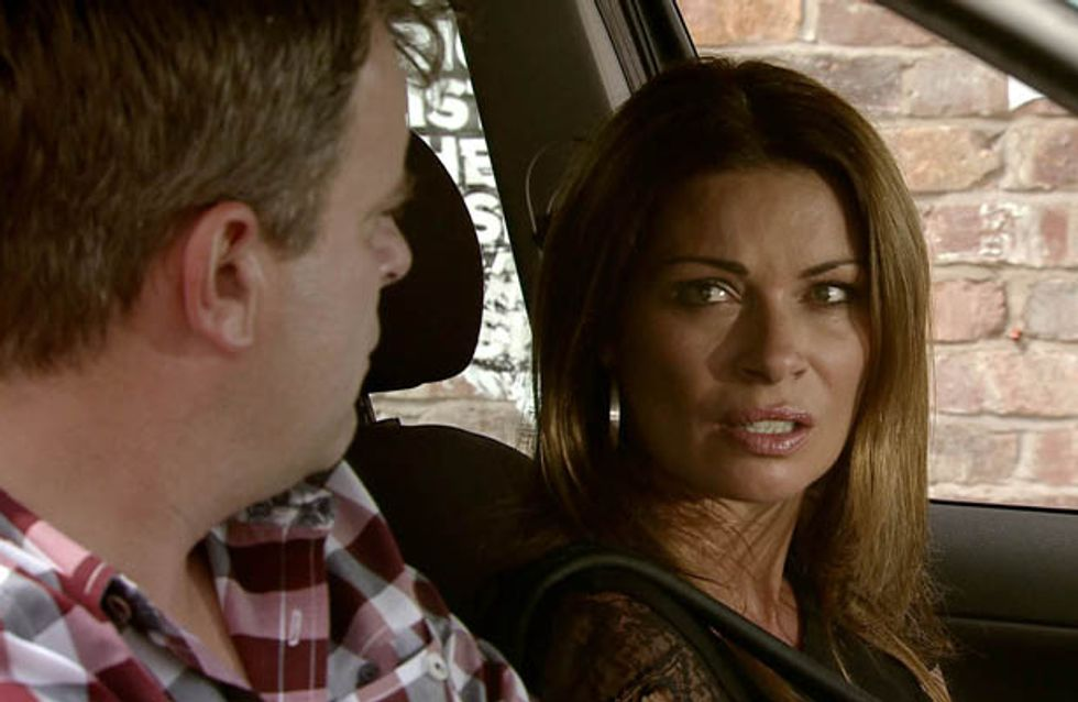 Coronation Street 01/09 – Carla struggles with news of Peter