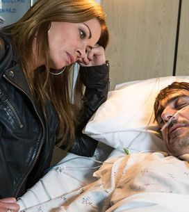 Coronation Street 03/09 – Carla goes to Peter's death bed