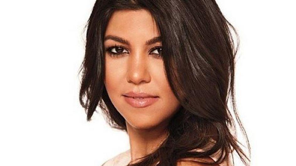 Kourtney Kardashian : Future maman rayonnante pour Natural Health (Photos)