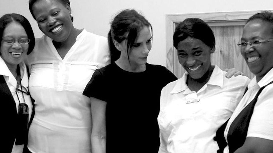 Wonder Women : Victoria Beckham vide son dressing pour la bonne cause