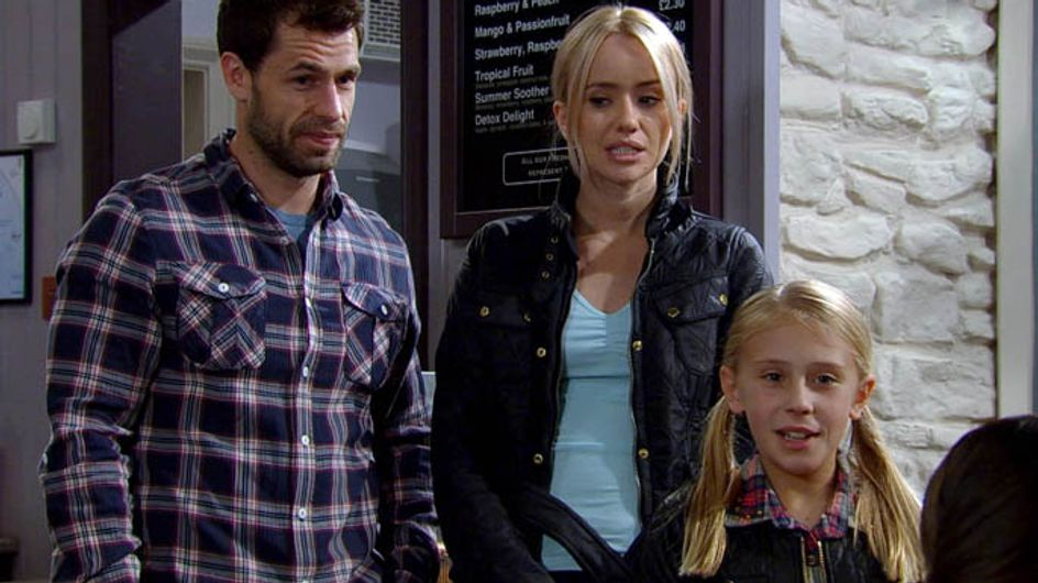 Emmerdale 01/09 – Destructive Ross's grief turns to fury