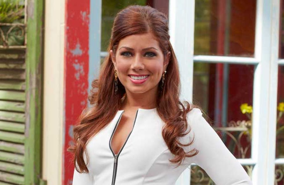 Hollyoaks 04/09 – Maxine fears for her safety and decides she has to leave