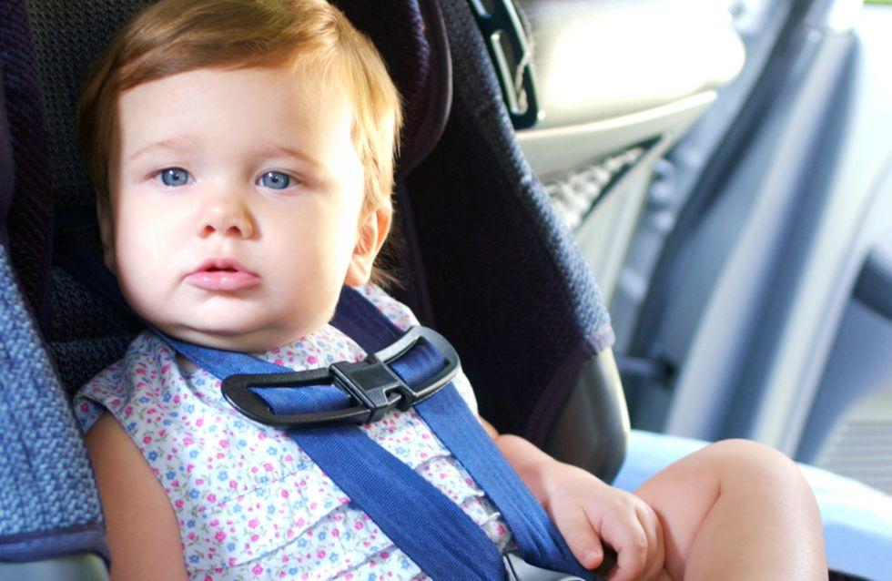 Les sièges auto pour bébés plus sales que des toilettes