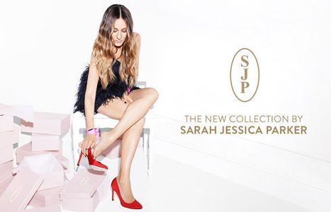 La nouvelle collection de chaussure de Sarah Jessica Parker