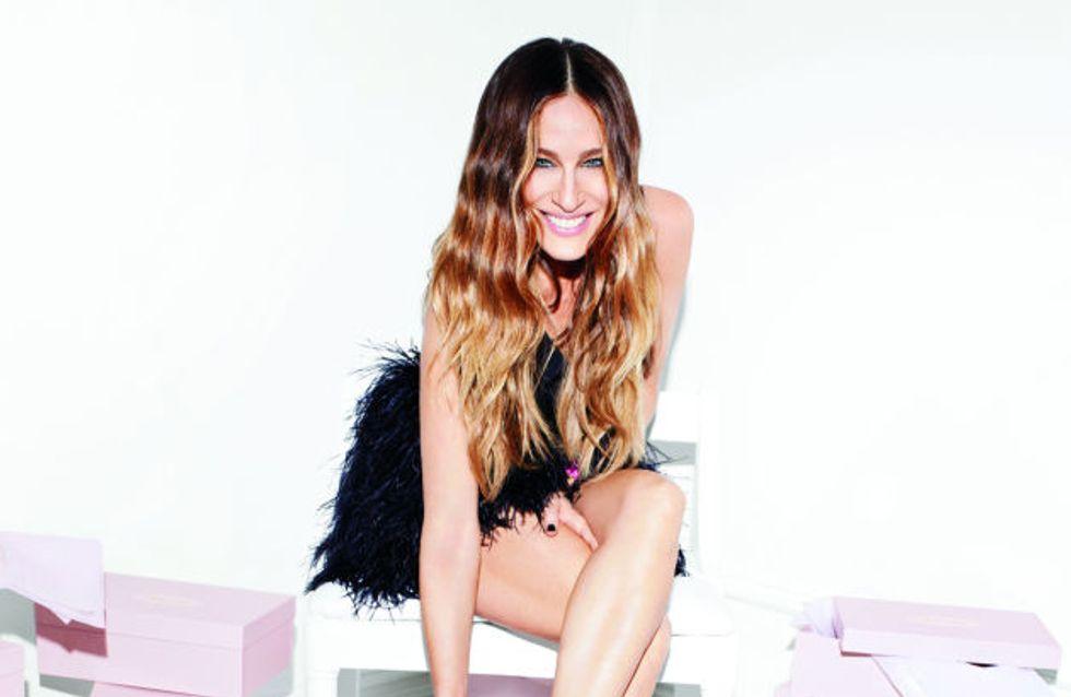 Sara Jessica Parker : Découvrez sa nouvelle collection de chaussures (Photos)