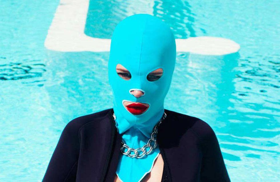 Facekini : Le maillot de bain facial qui fait fureur en Asie