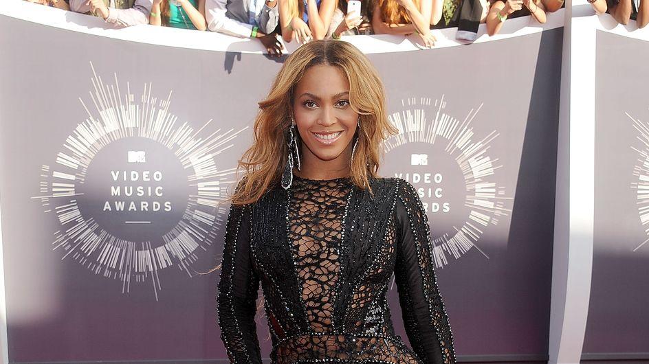 MTV VMA 2014 : Beyoncé sans culotte sur le tapis rouge (Photos)