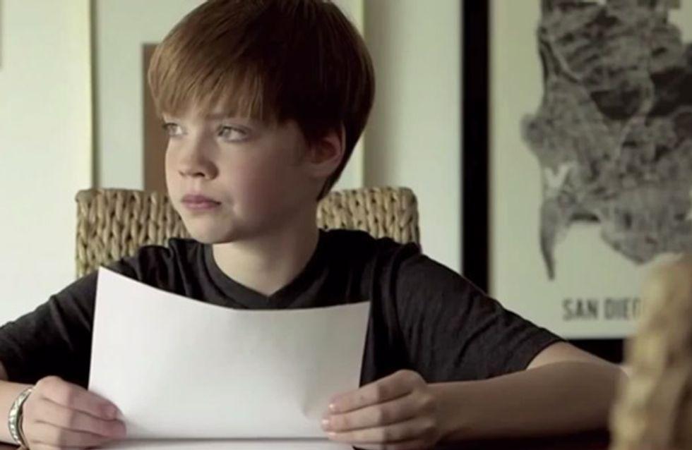 Scheidungskind: Was dieser Junge seinen Eltern zu sagen hat, ist wirklich krass!!