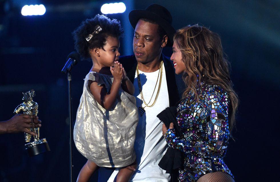 Beyoncé commossa sul palco degli MTV Video Music Awards