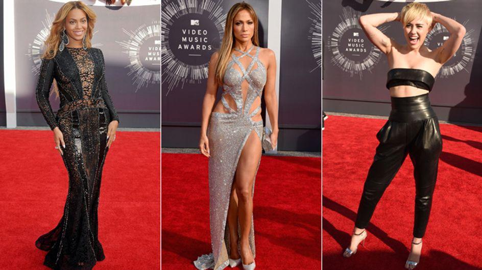 MTV Video Music Awards 2014: Die schönsten und schlimmsten Outfits der Stars!