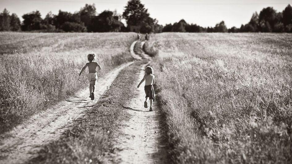 Kein TV, kein Ipad, keine Spielekonsole: DAS ist der perfekte Sommer für Kinder!!!