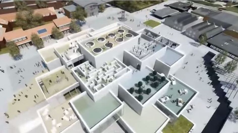 Il arrive : le premier musée LEGO® est en construction !