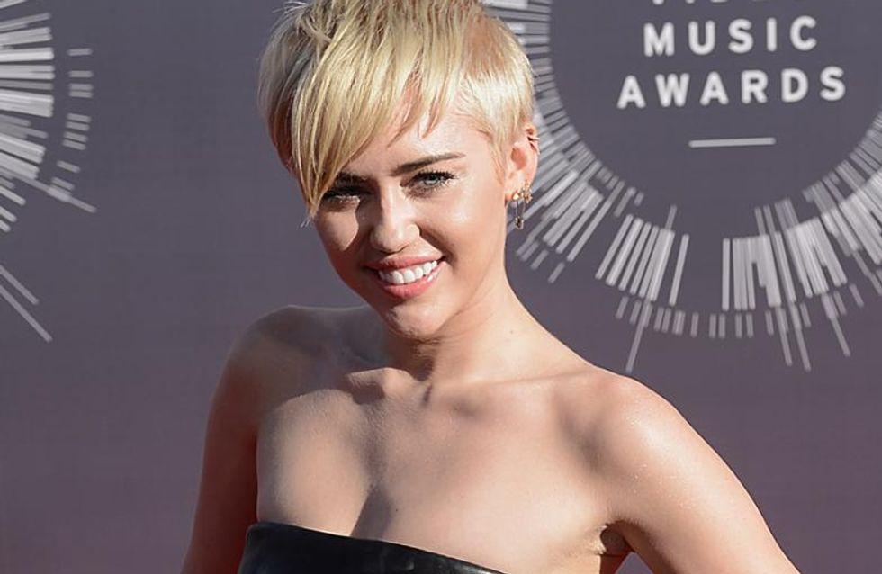 Miley Cyrus setzt ein Statement zum Thema Obdachlosigkeit