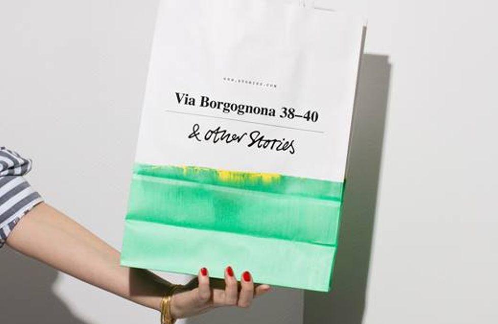 & Other Stories apre il suo primo store a Roma
