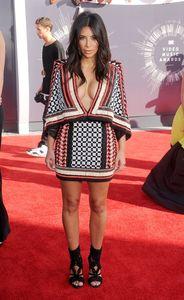 Kim Kardashian aux MTV VMA 2014