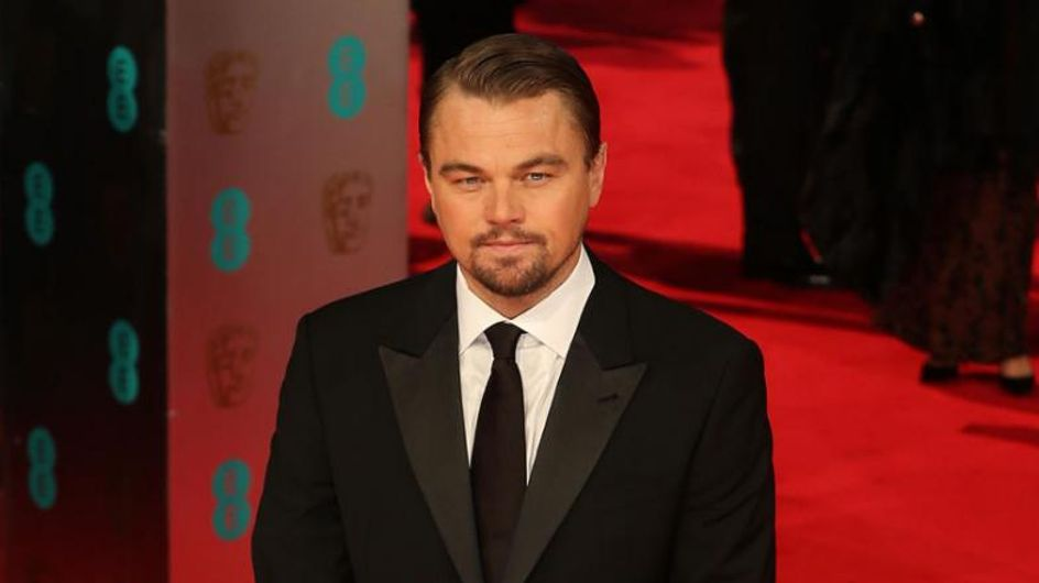 Leonardo DiCaprio will so aussehen wie David Beckham
