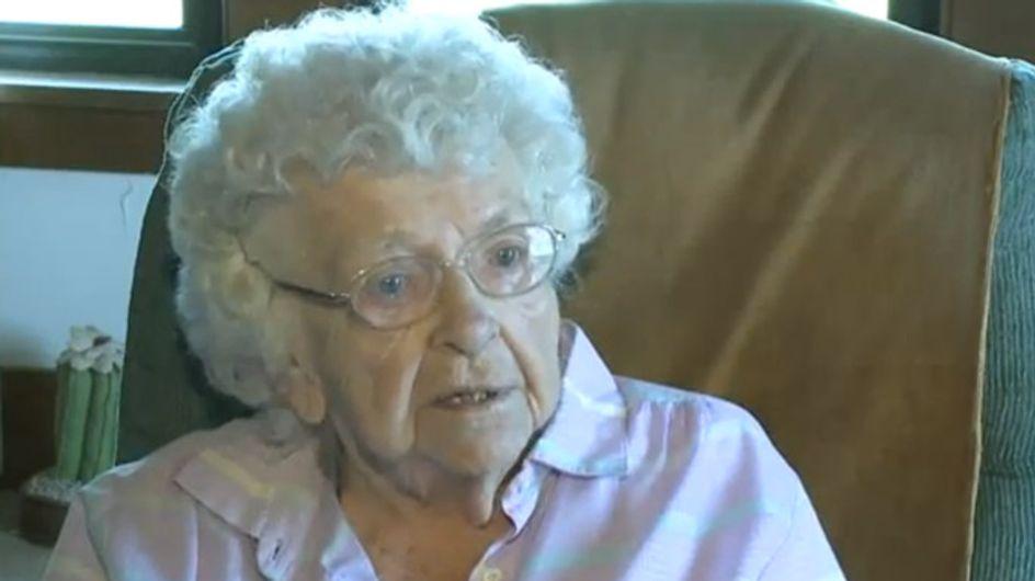Diese 99-jährige Oma näht jeden Tag ein Kleid - für Kinder in Not