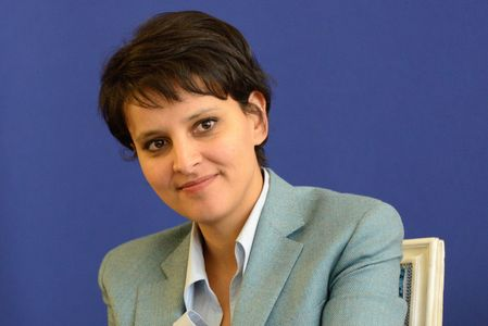 Najat Vallaud-Belkacem devient ministre de l'Education