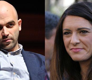 Roberto Saviano: è amore con la deputata Pina Picierno?