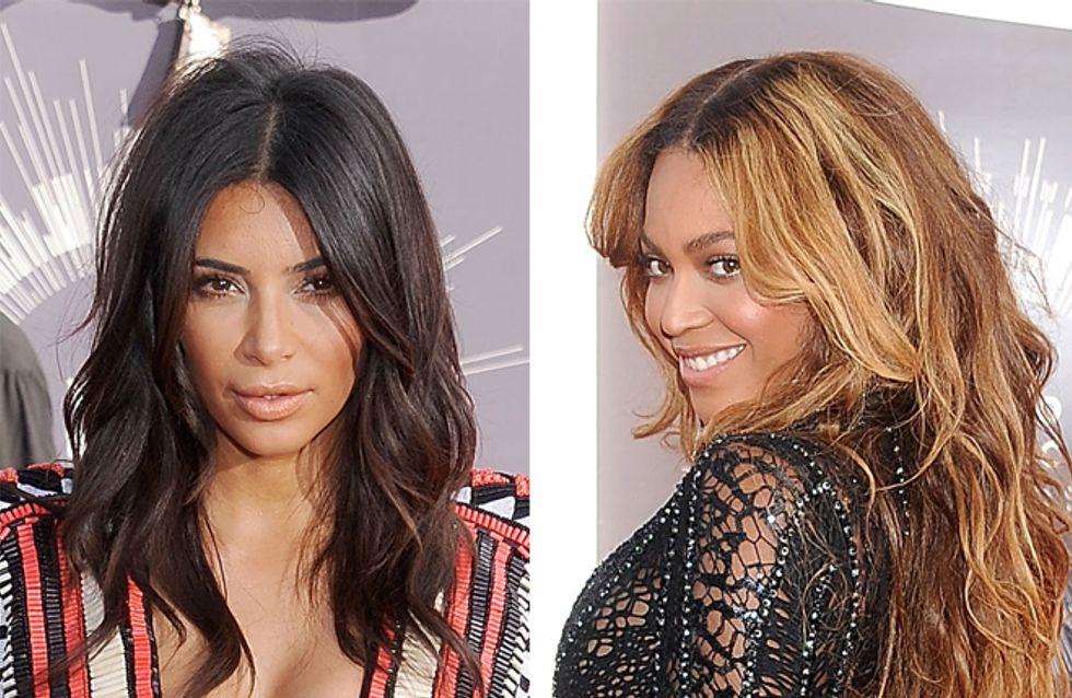 Kim Kardashian : Elle fait une croix sur Beyoncé !