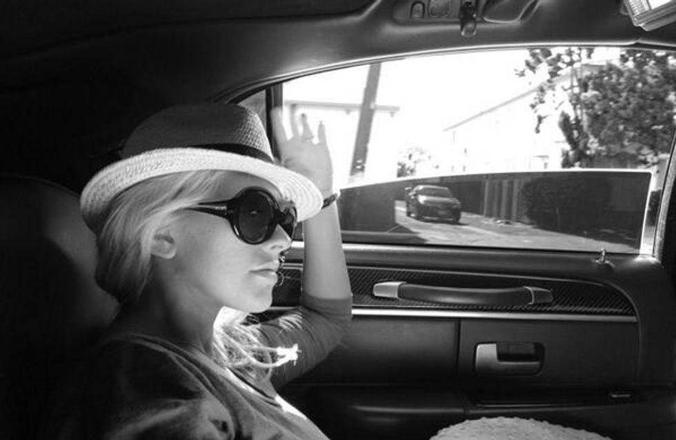 Christina Aguilera : Elle veut rapidement perdre ses kilos de grossesse