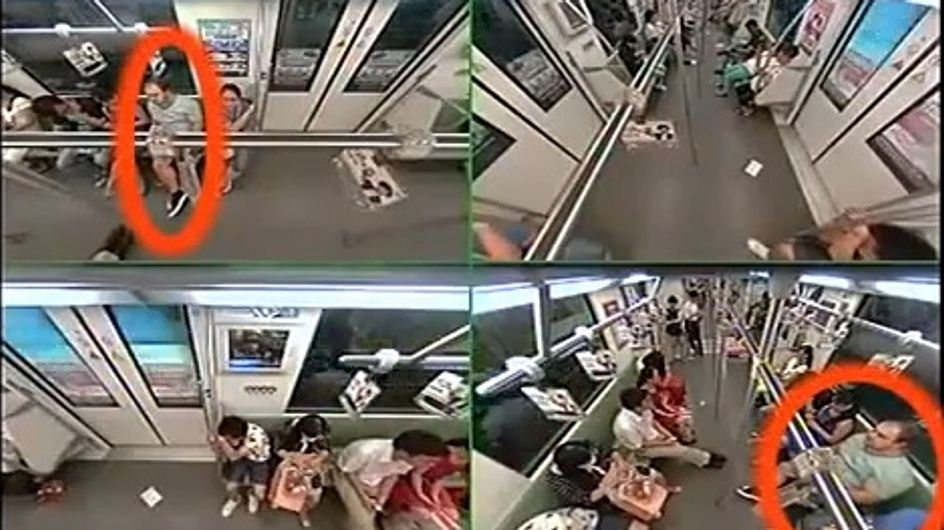 El desmayo de un pasajero provoca una situación de pánico colectivo en el metro de Shanghai