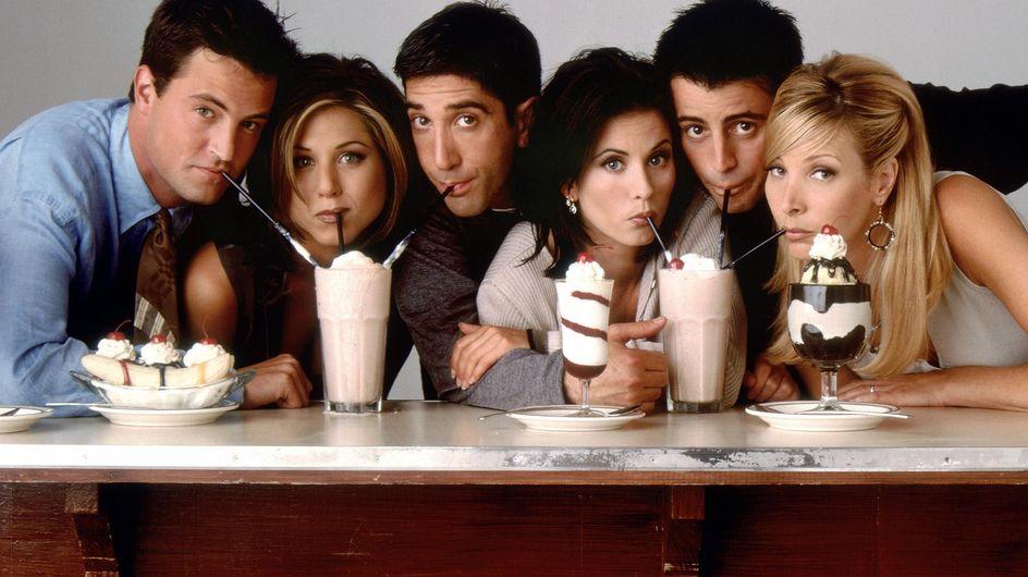 La noche que Friends volvió a la televisión