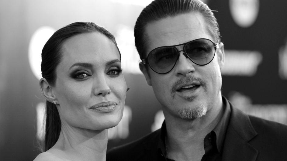 """Angelina Jolie et Brad Pitt : Des scènes de sexe """"folles"""" dans leur prochain film ?"""