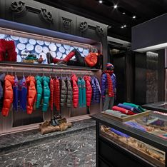 La rive gauche parisienne accueille une nouvelle boutique Moncler