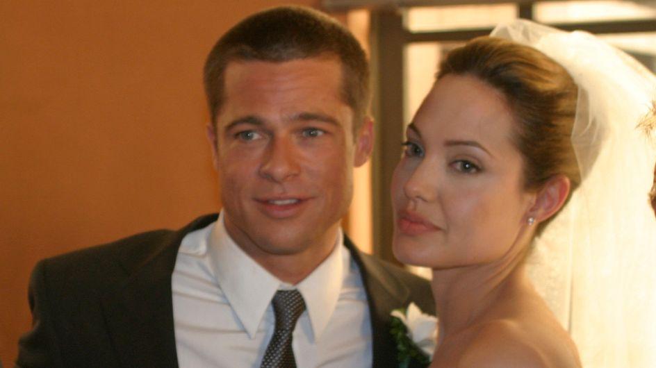 Angelina Jolie y Brad Pitt se han casado