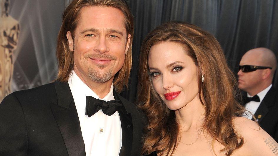 Angelina Jolie et Brad Pitt : ENFIN MARIÉS !
