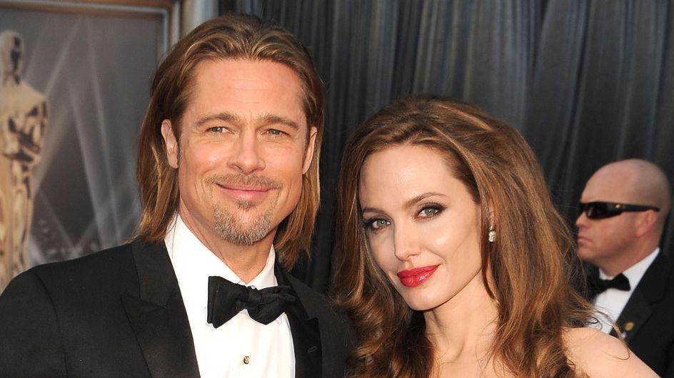 Angelina Jolie e Brad Pitt sono marito e moglie! La coppia si è sposata in segreto in Francia