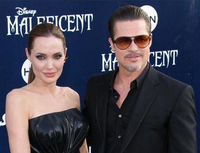 Endlich verheiratet: Brad Pitt und Angelina Jolie
