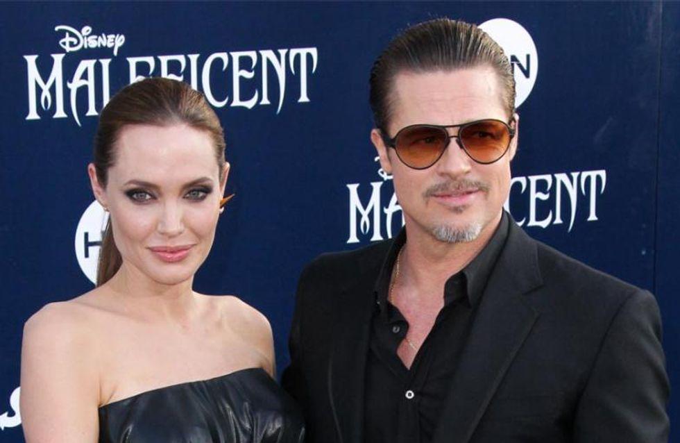 Endlich! Brad Pitt und Angelina Jolie haben geheiratet