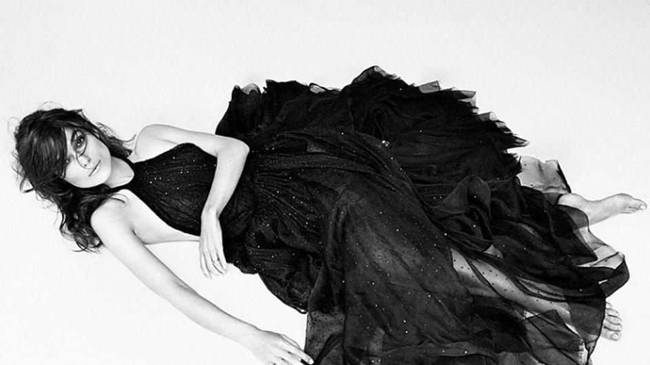 Keira Knightley enlève le haut pour Interview Magazine (Photos)